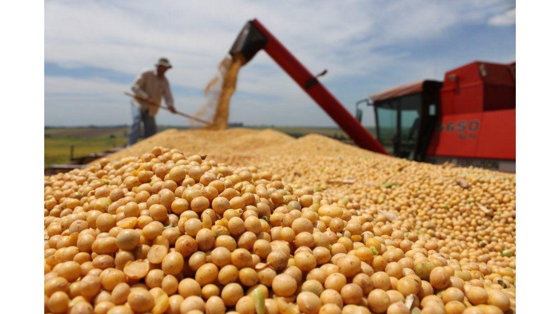 La liquidación de divisas del agro se disparó un 570% tras el fin del cepo