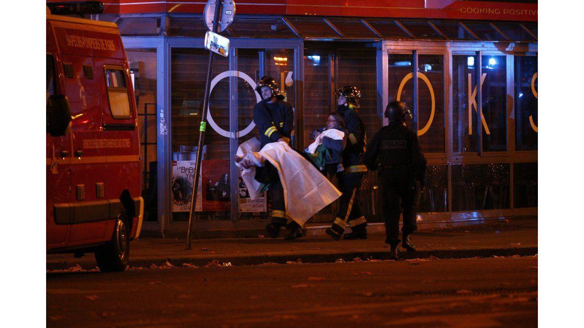 Es francés el tercer yihadista que atacó el Bataclan
