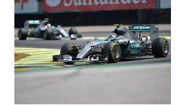 Fórmula 1: Rosberg ganó en Brasil y se aseguró el sub- campeonato