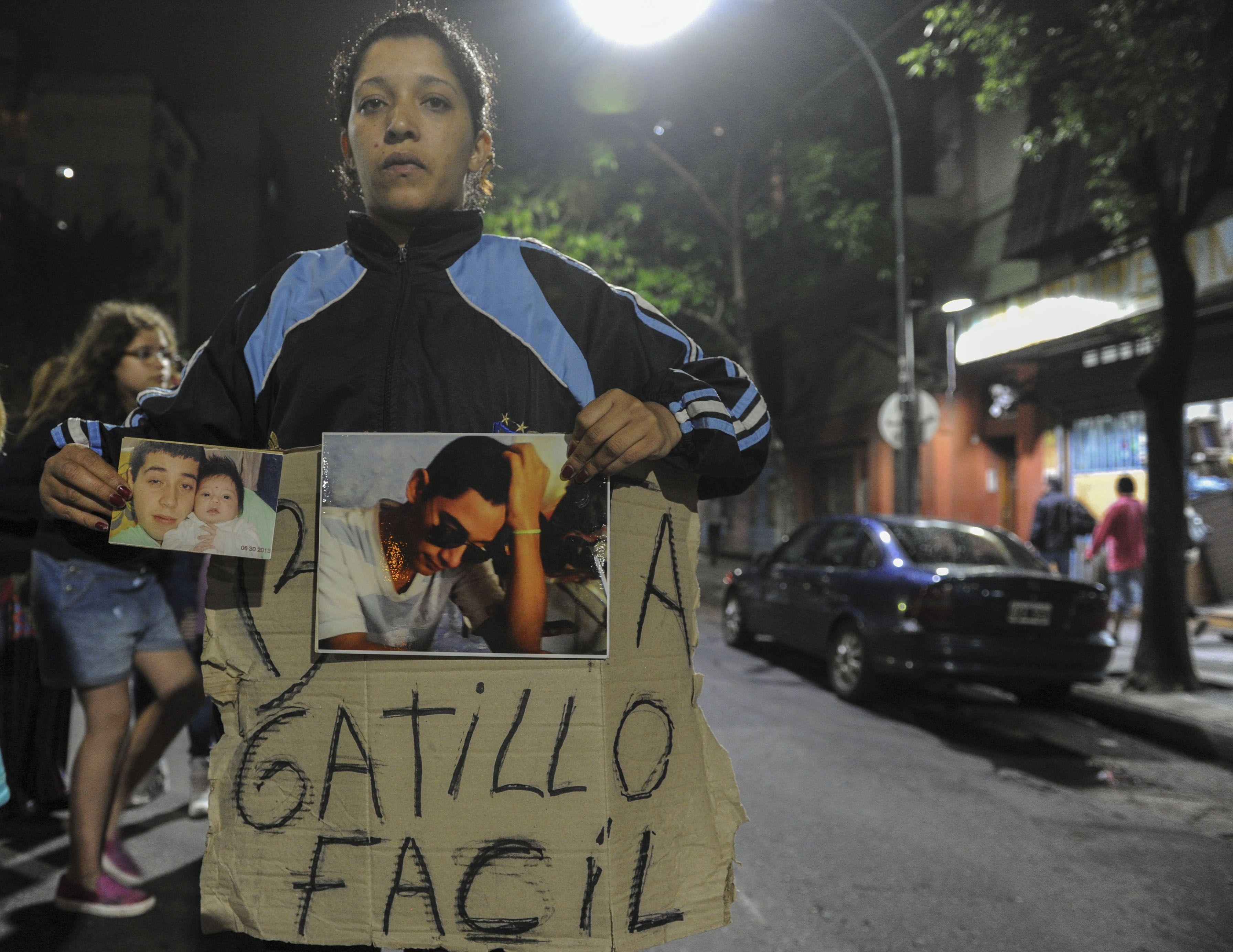 Gatillo fácil: piden que el policía que baleó al trapito vuelva a prisión