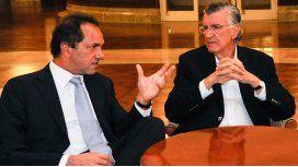 Gioja: Scioli representa el proyecto más federal