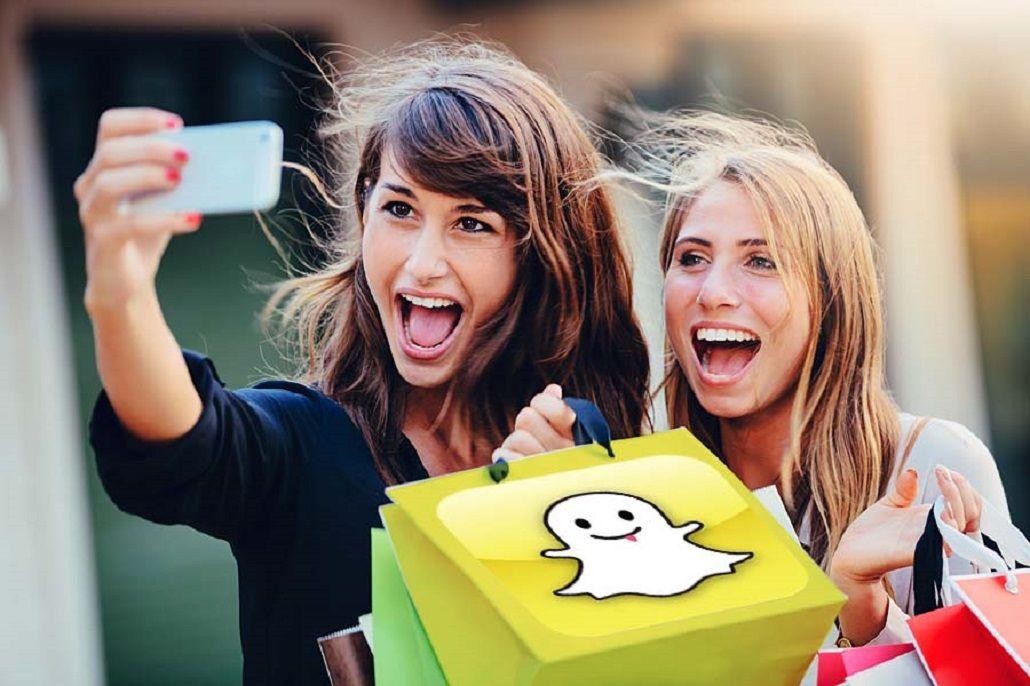 Conocé todo lo nuevo de Snapchat