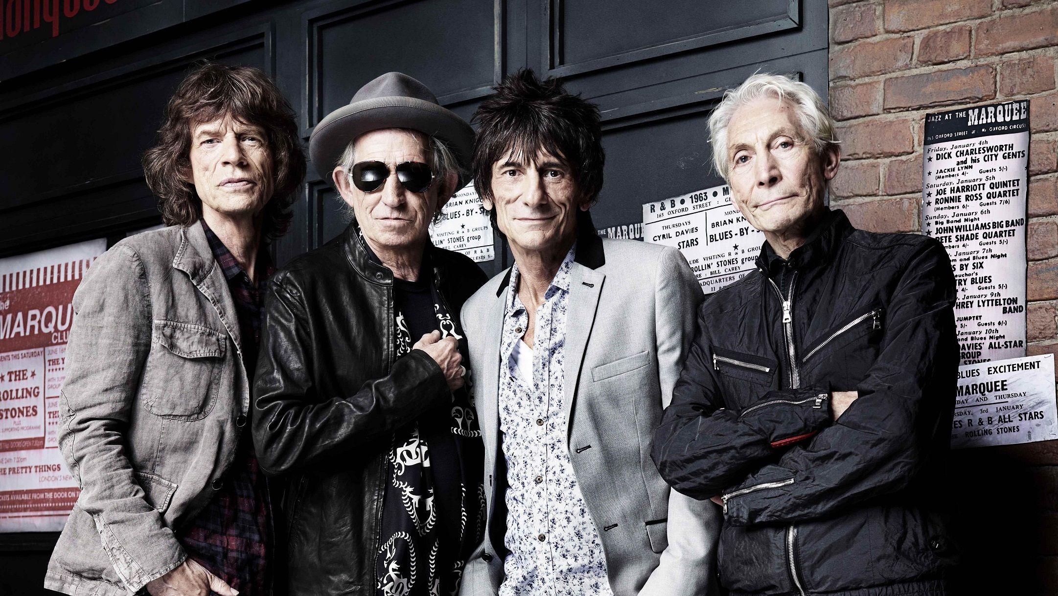 Video: así fue la cena íntima de los Rolling Stones en la casa de Marcela Tinayre