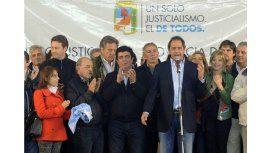 El PJ bonaerense se reunió para respaldar a Scioli