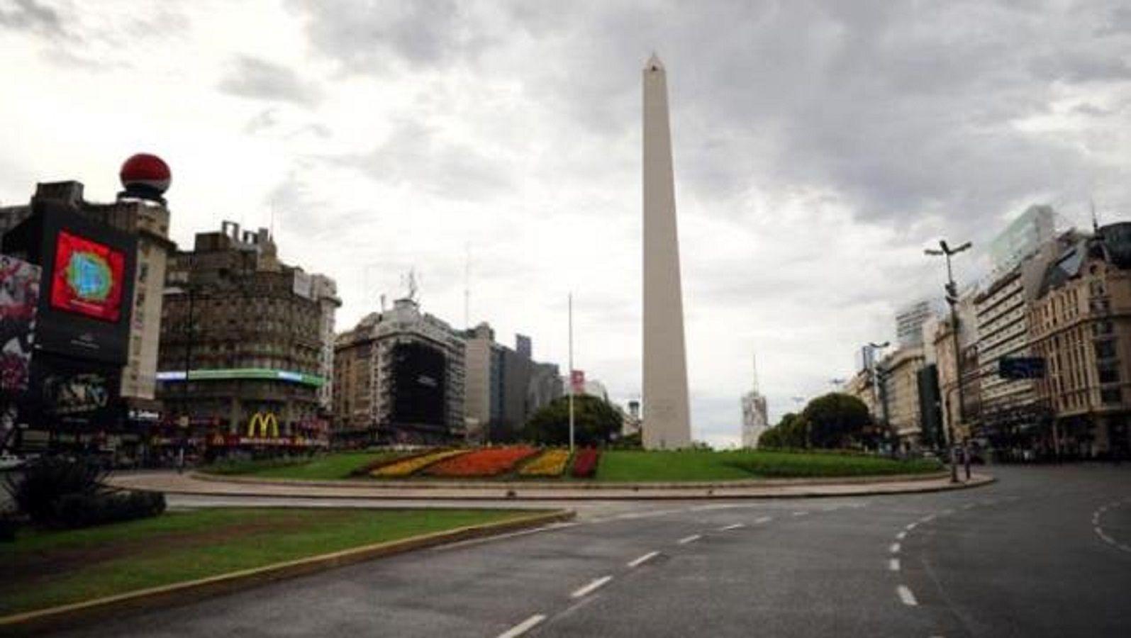 Lunes con posibles lluvias en Capital y Gran Buenos Aires