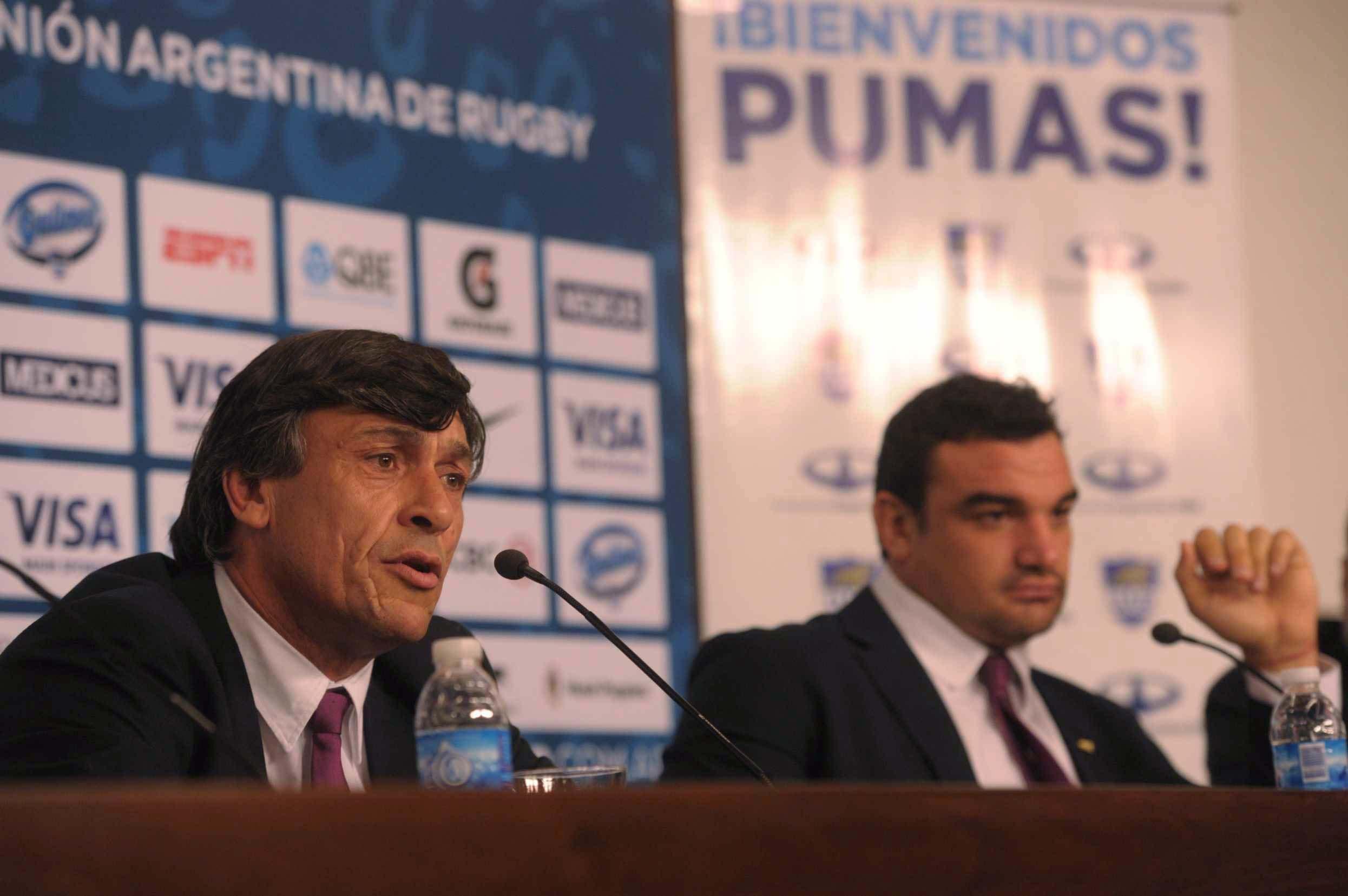 De regreso al país, habló el técnico de Los Pumas: Hoy los rivales nos respetan