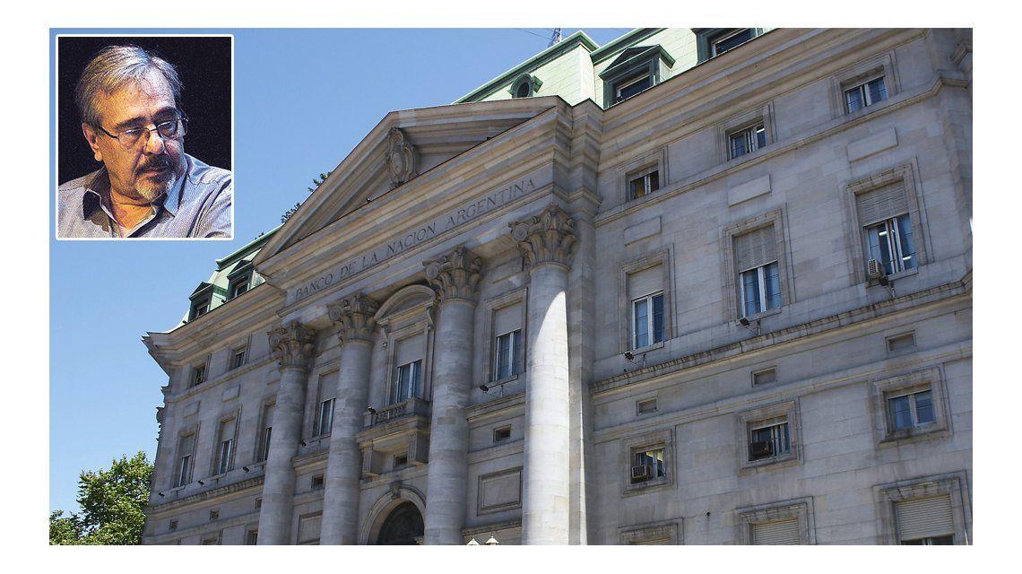 Enrique Arceo quedó a cargo del Banco Nación tras la renuncia de Forlón