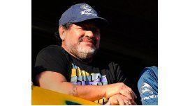 El emotivo mensaje de Maradona por los 30 años del duelo ante Inglaterra