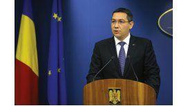El Primer Ministro de Rumania renunció después del incendio en un boliche