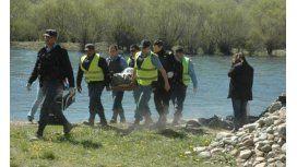 Hallan cuerpo en un río de Junín de Los Andes