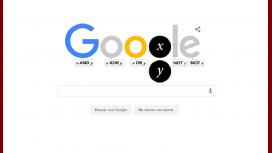 Google homenajea a un matemático con su logo