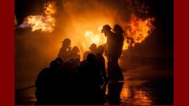Ascienden a 30 los muertos por un incendio en una discoteca