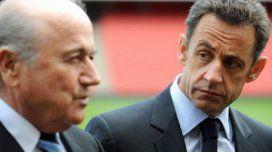 Blatter destapó otro escándalo en los Mundiales de 2018 y 2022
