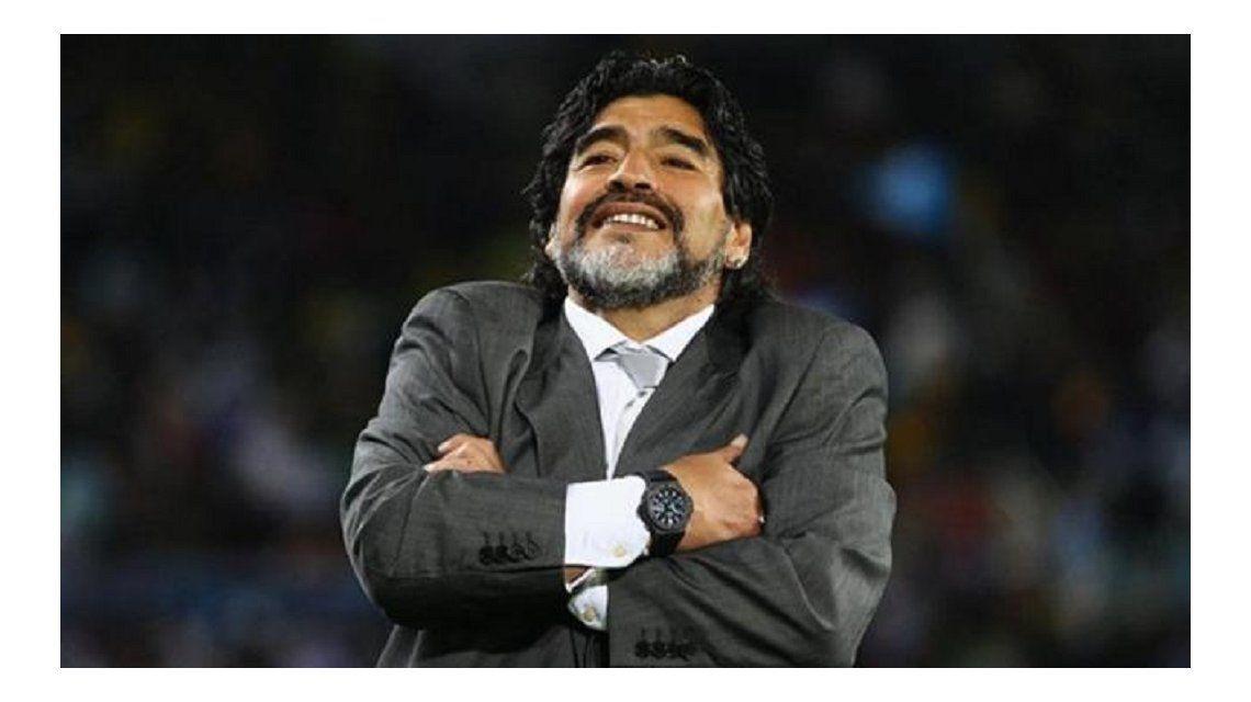 ¿Quién es el enemigo más inesperado de Diego Maradona?