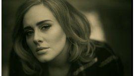 La nueva canción de Adele es el mejor estreno del año en YouTube