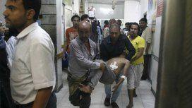 Médicos sin Fronteras denunció otro bombardeo de un hospital