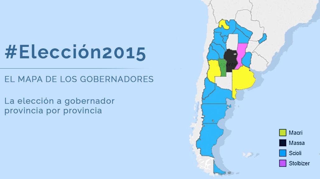 Así quedó el mapa del país tras el intenso año electoral