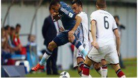 Alemania goleó a Argentina y quedó al borde de la eliminación