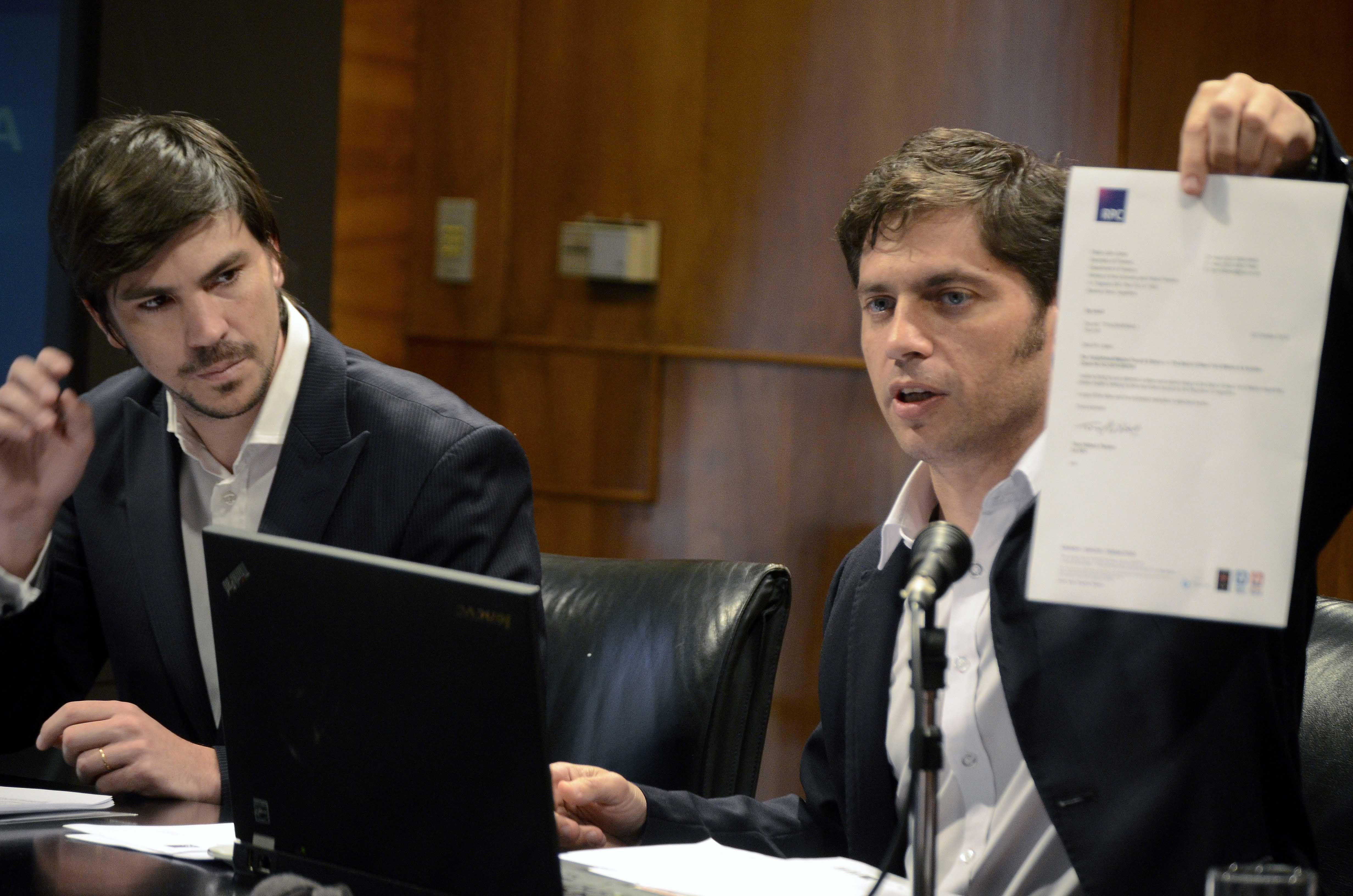 Kicillof: Es una devaluación, no tiene otro nombre