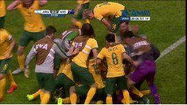 El Sub 17 cayó ante Australia y quedó afuera del Mundial