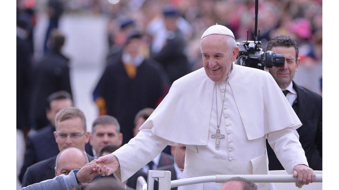 El Papa pidió solidaridad con los afectados por las inundaciones