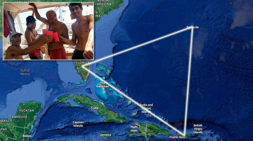 Mitos y verdades del Triángulo de las Bermudas, la zona en la que desapareció el velero argentino