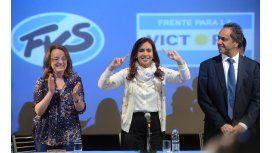 CFK: Daniel va a ser el presidente de todos