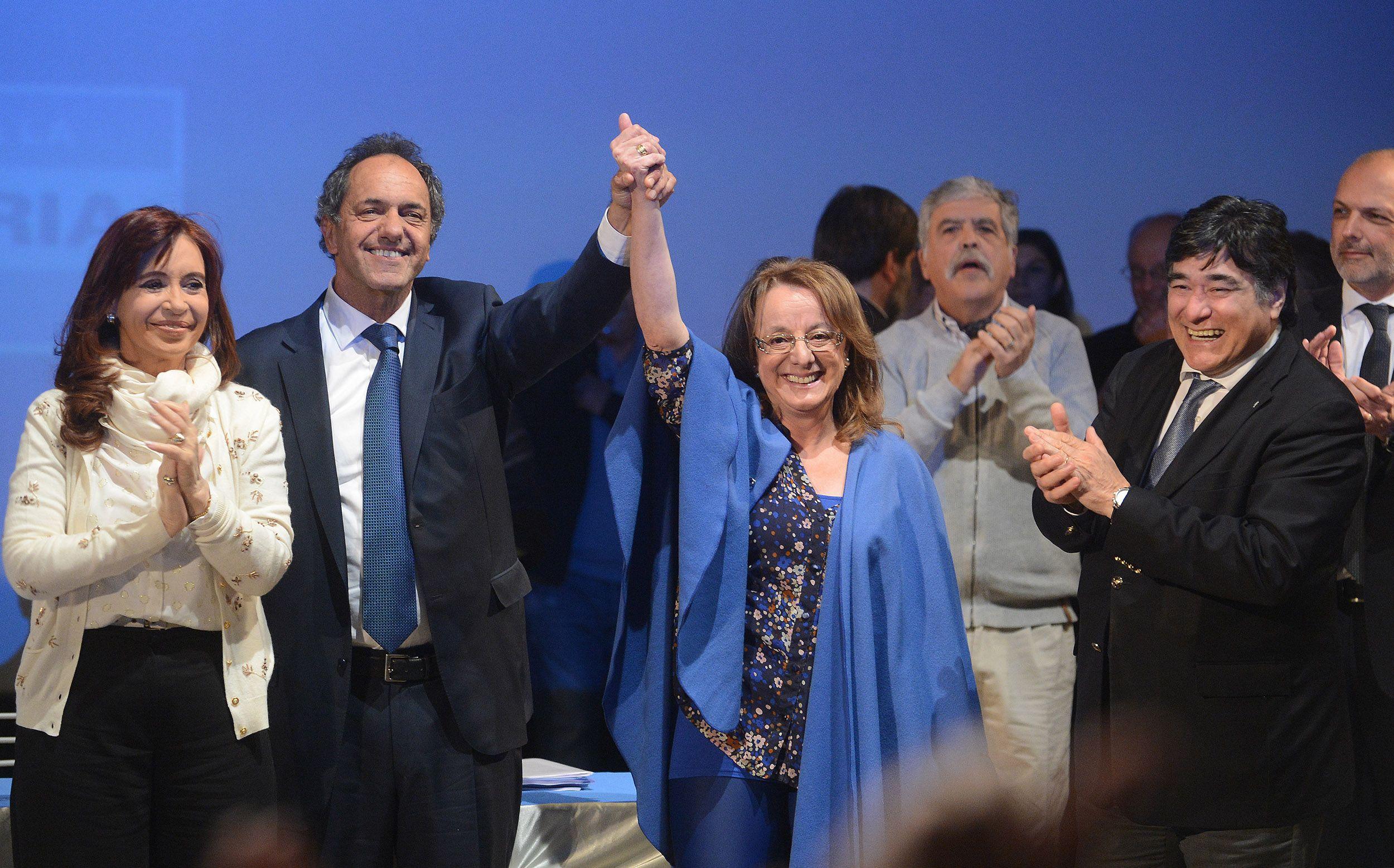 Cristina Kirchner: Daniel va a ser el presidente de todos y va a continuar con esta obra