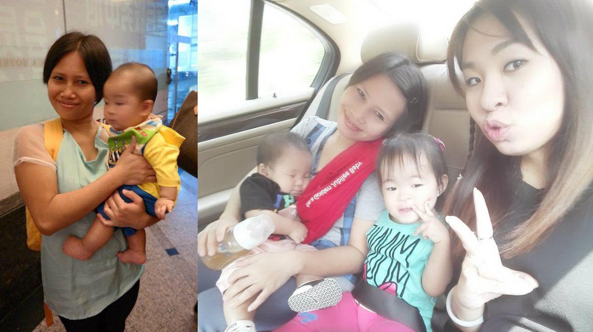 Un padre grabó a la niñera de sus hijos y descubrió que le pegaba a uno de ellos