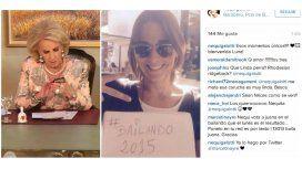 La campaña de la familia Tinayre para apoyar a Juana Viale en ShowMatch