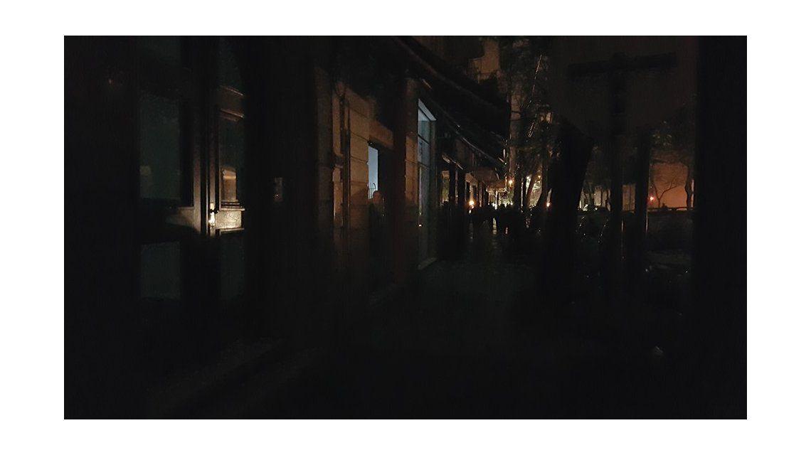 Larreta admitió preocupación por los cortes de luz en la Ciudad
