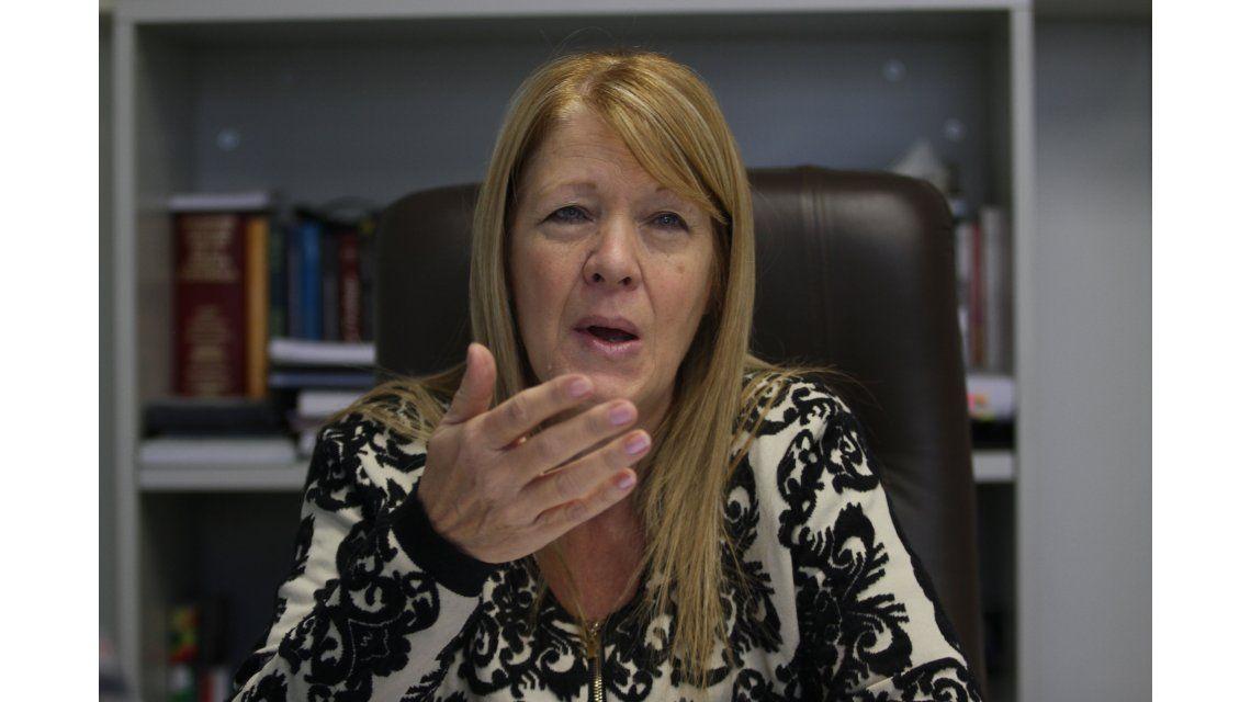 Margarita Stolbizer aseguró que podría considerar ser parte de la Corte