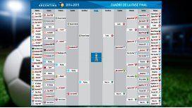 Se define la Copa: conocé los días y horarios de las semifinales