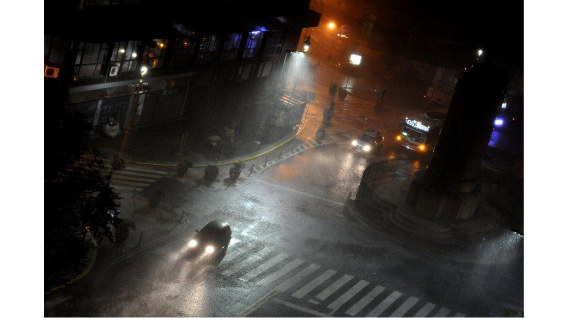 Alerta por tormentas fuertes en la Ciudad, Buenos Aires, Córdoba y Santa Fe