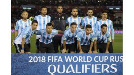 ¿Ésta será la camiseta de la Selección argentina el año que viene?