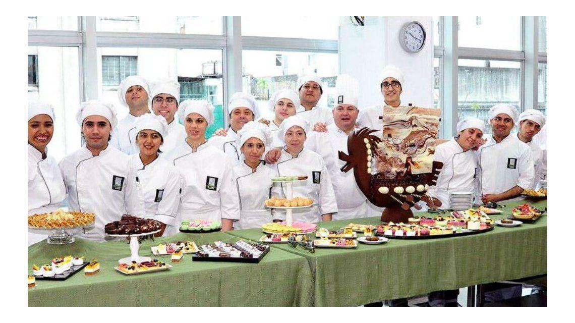 Los pasteleros se toman un descanso para celebrar su día