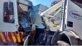 El Premetro chocó a un camión en Soldati: ya son 12 los heridos
