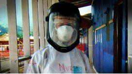 Preocupación en el Reino Unido: una enfermera contrajo ébola y está grave