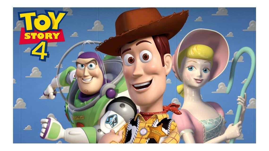 Cambiaron la fecha de estreno de Toy Story 4  saldrá en 2018  aad2331f49d