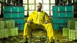 La famosa serie Breaking Bad llega a la televisión argentina