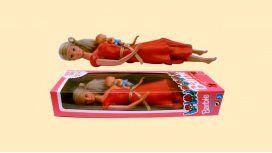 Polémica por la muestra de la Barbie Difunta Correa que llega a Buenos Aires