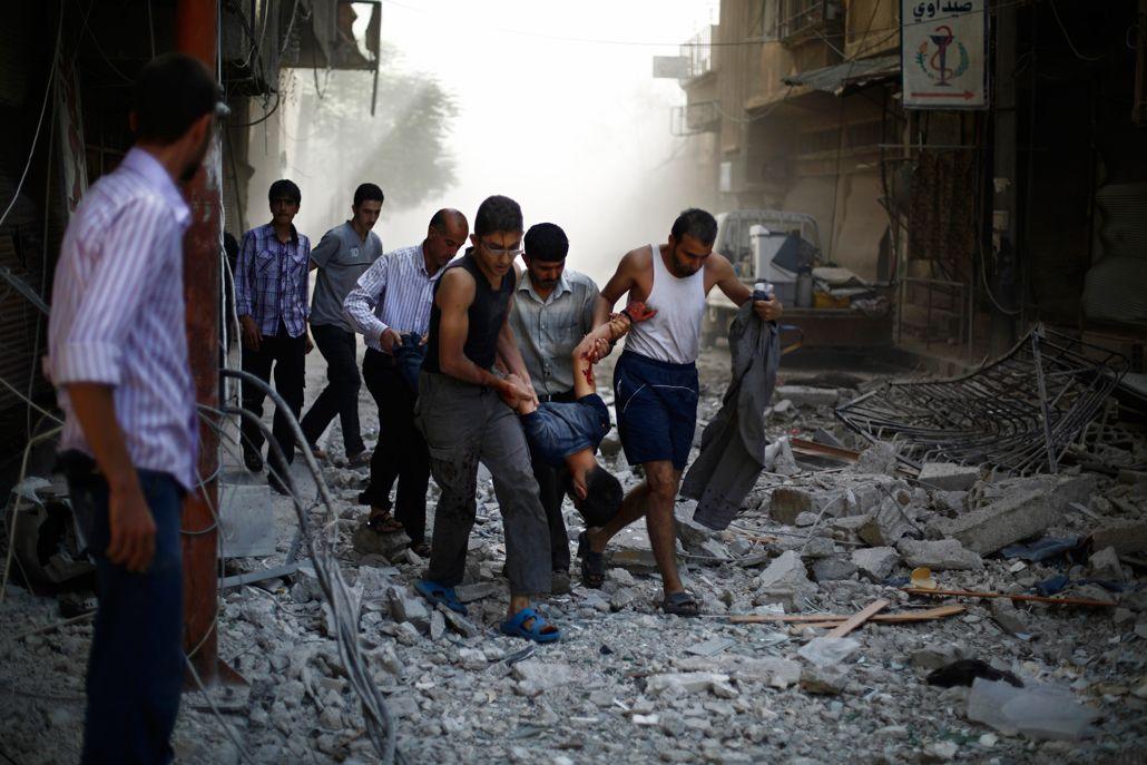 Ya tienen fecha el inicio de las conversaciones de paz en Siria