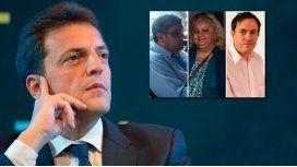 Cinco dirigentes massistas pasan a Cambiemos