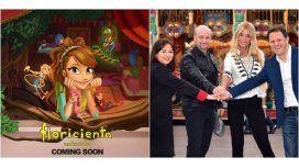 Vuelve Floricienta como serie infantil animada
