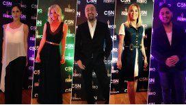 Mirá el look de los famosos en la entrega de diplomas de los Martín Fierro de Cable