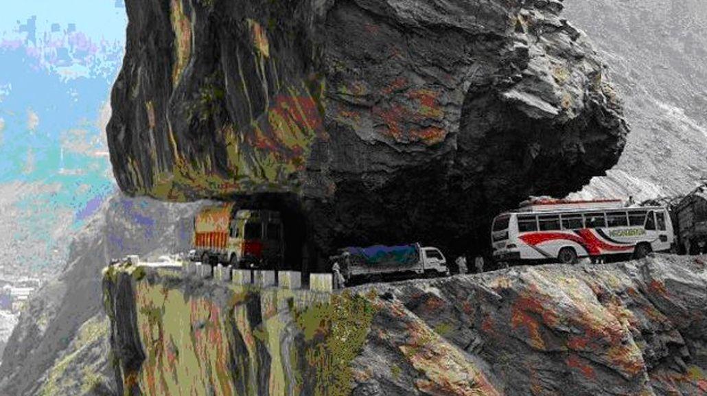Conocé el ranking de las diez rutas más peligrosas del mundo