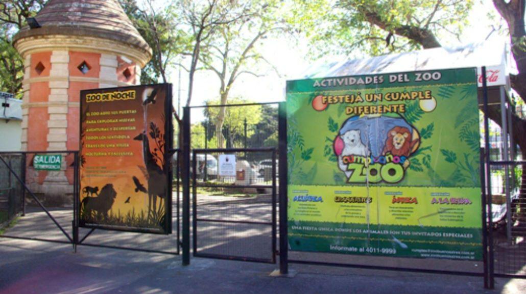 Impulsan un proyecto para sacar el Zoológico de la Ciudad