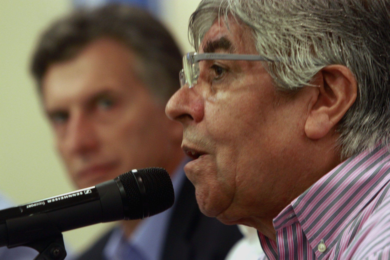 Dura advertencia de Moyano a Macri: Los tiempos se terminan