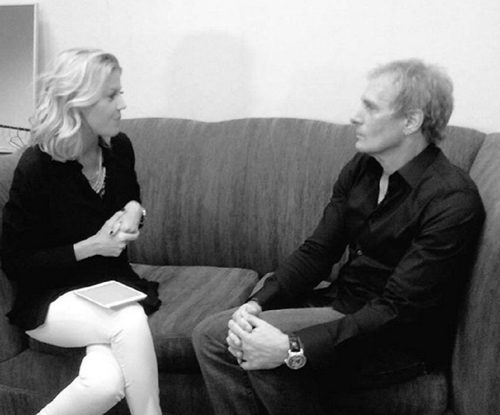 VIDEO: Entrevista exclusiva con Michael Bolton, el ícono romántico de los 90