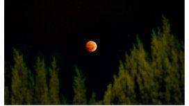¿El eclipse de la #LunaRoja, la antesala del Apocalipsis?